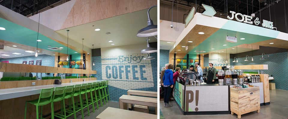 cafe interior design - Expansive Cafe 2015