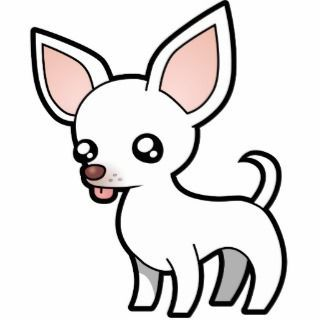 Cartoon Chihuahua Chihuahua Art Chihuahua Colorful Drawings