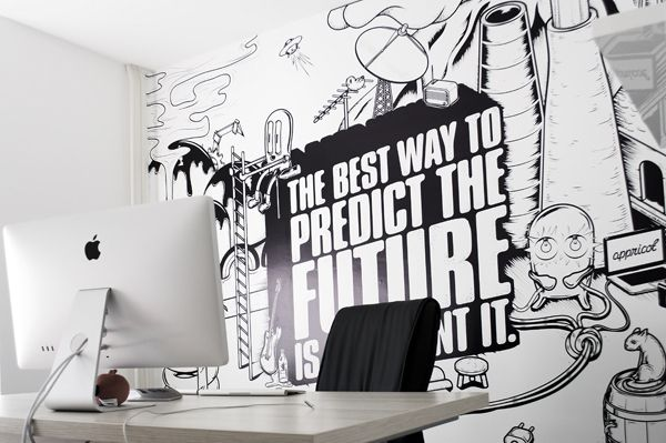 Creative Office Wall Art Walls S