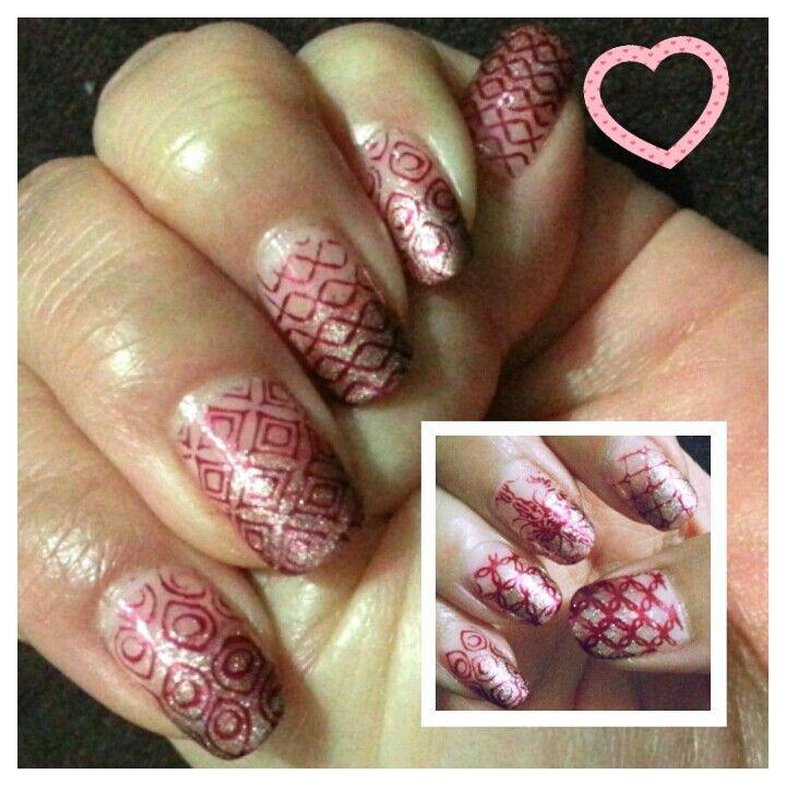 Beauty Queen plates Xy13, Xy19 | Nail art, Nails, Beauty
