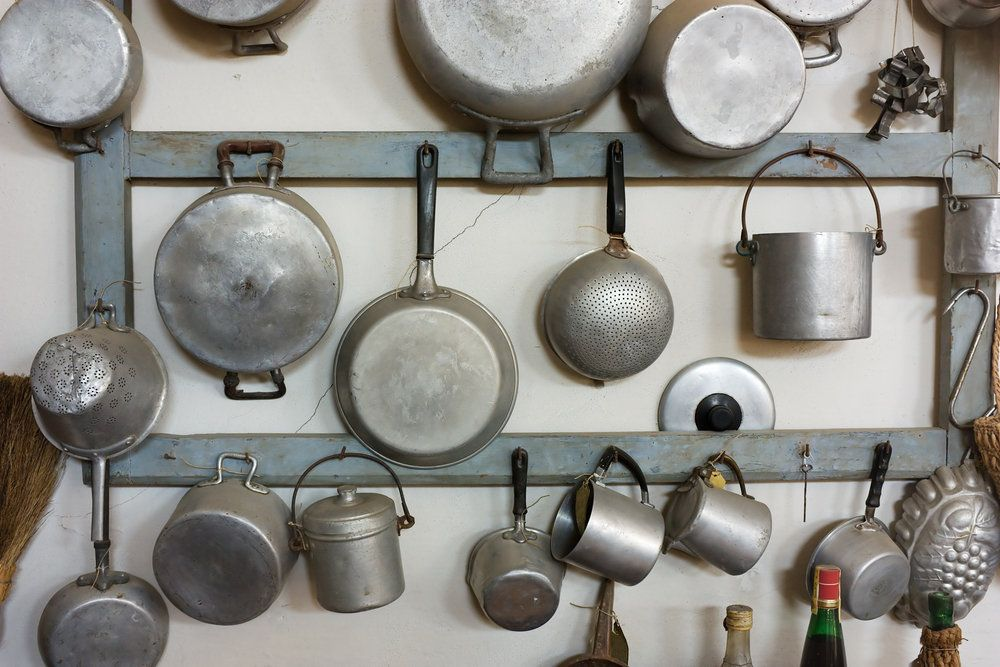 1000+ images about hanging pots and pans on pinterest | jazz