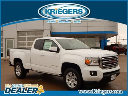 New 2016 Gmc Canyon Sle For Sale In Muscatine Krieger Motor