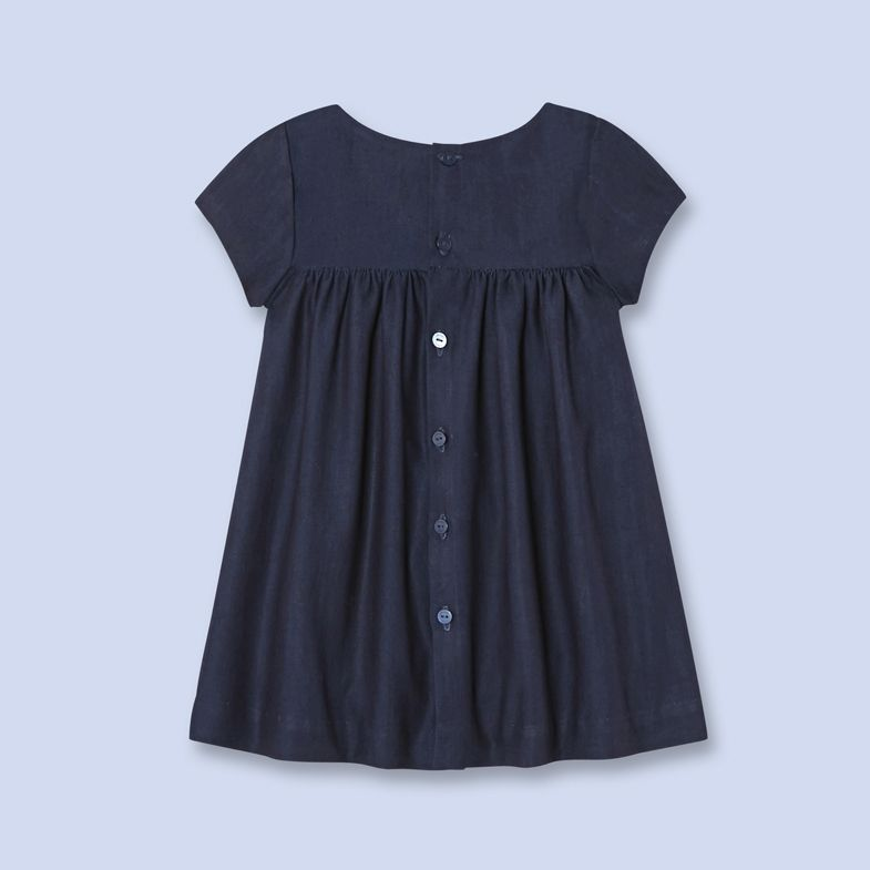 New Style Blue Smocked 6 Years Old Denim Girl Dress Photo, Detailed about New Style Blue Smocked 6 Years Old Denim Girl Dress Picture on Alibaba.com.