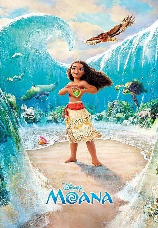 Puedes Nombrar La Película De Disney Solamente Por Su Tipografía Peliculas De Disney Imagenes De Moana Moana Disney