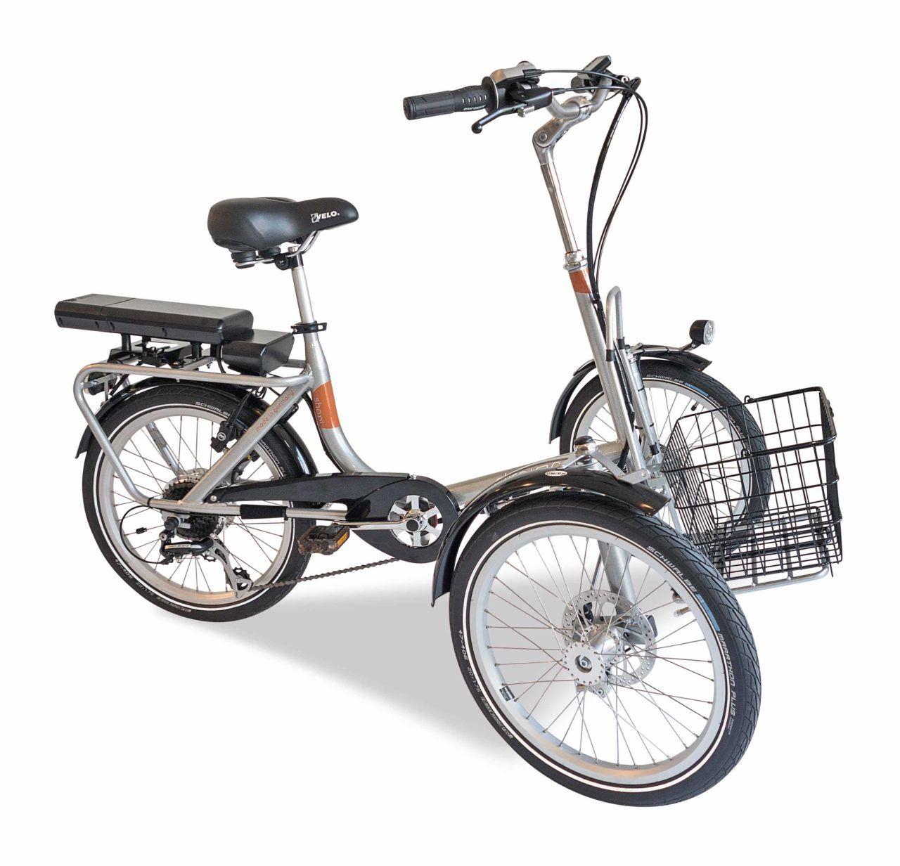 Faltbares Dreirad Fur Erwachsene Shopi Shopping Dreirad Fur Senioren
