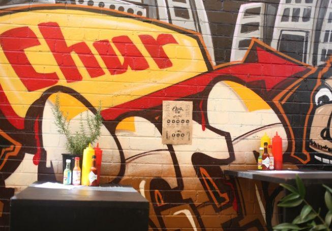 Chur Burger 48 Albion Street, Surry Hills