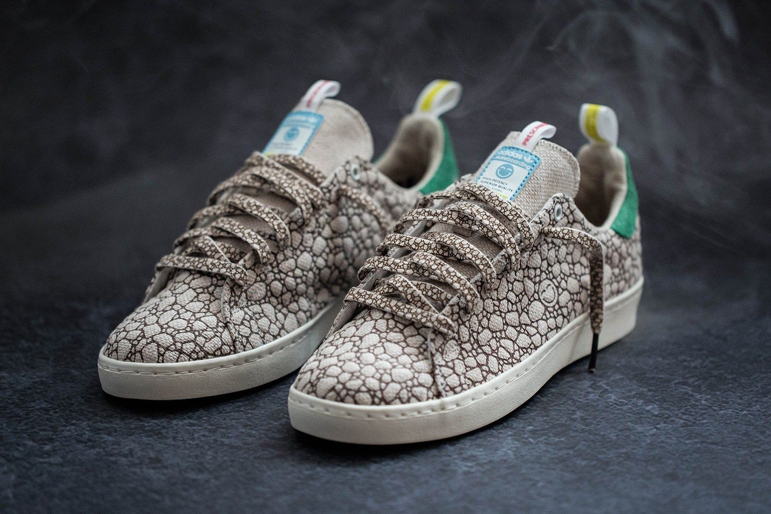 0cf20a87d4f65 Pharrell Goes Retro With His First Adidas Tennis Hu Icons Collection ...