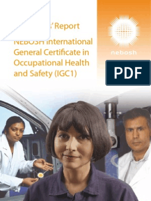 NEBOSH Starter Pack Occupational Safety And Health
