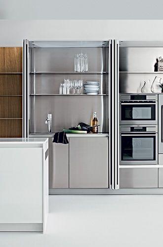 Slim Modern And Design Kitchen Kitchen Kitchen Design Interior