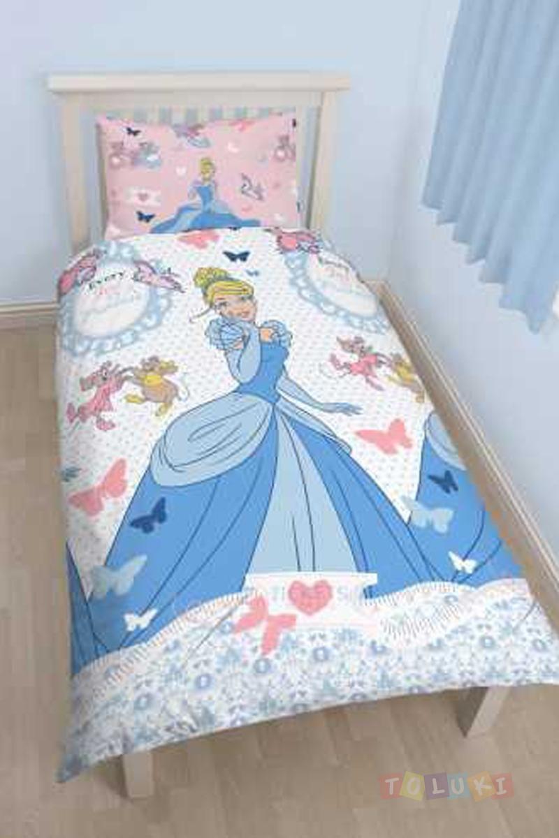 Parure De Lit Cendrillon Princesse Disney Toluki Parures De Lit