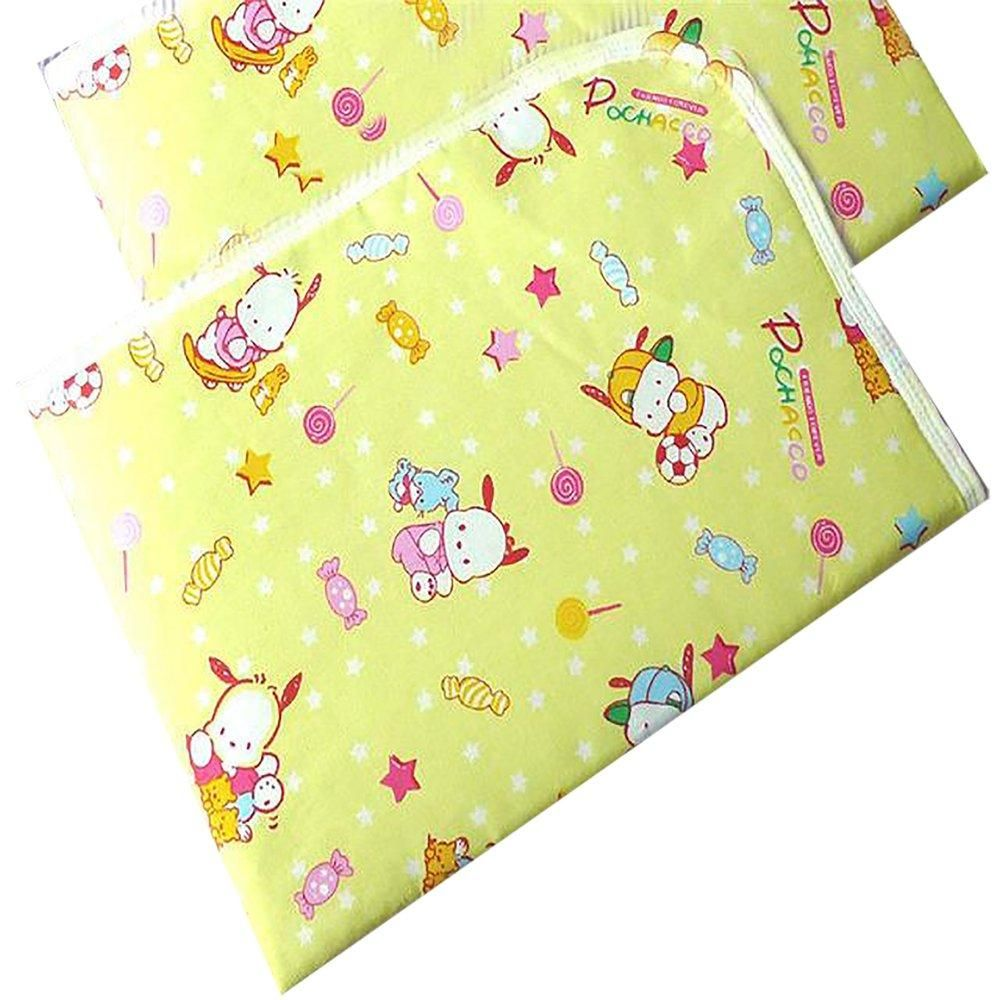 Waterproof Urine Mat Cotton Soft Nappies Cover Pad Cloth