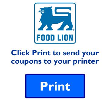 photograph regarding Food Lion Printable Coupons called Foodstuff Lion Printable Coupon: $5 off $30 Acquire Food items