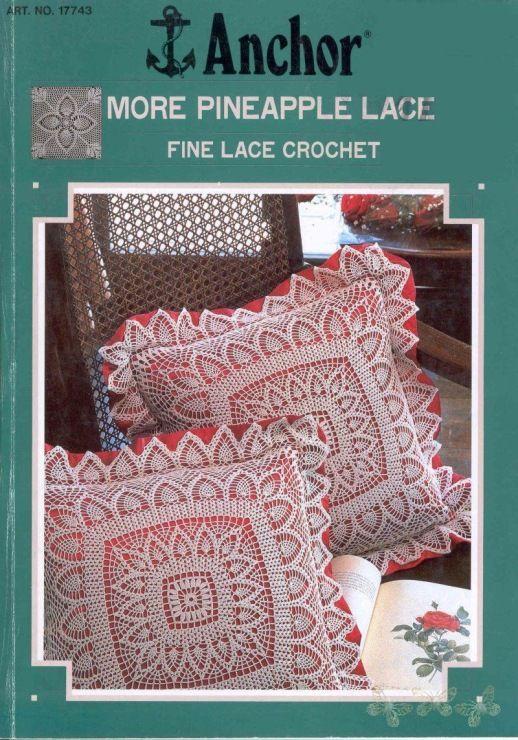 Gallery.ru / Фото #1 - Anchormore pineapple lace - igoda