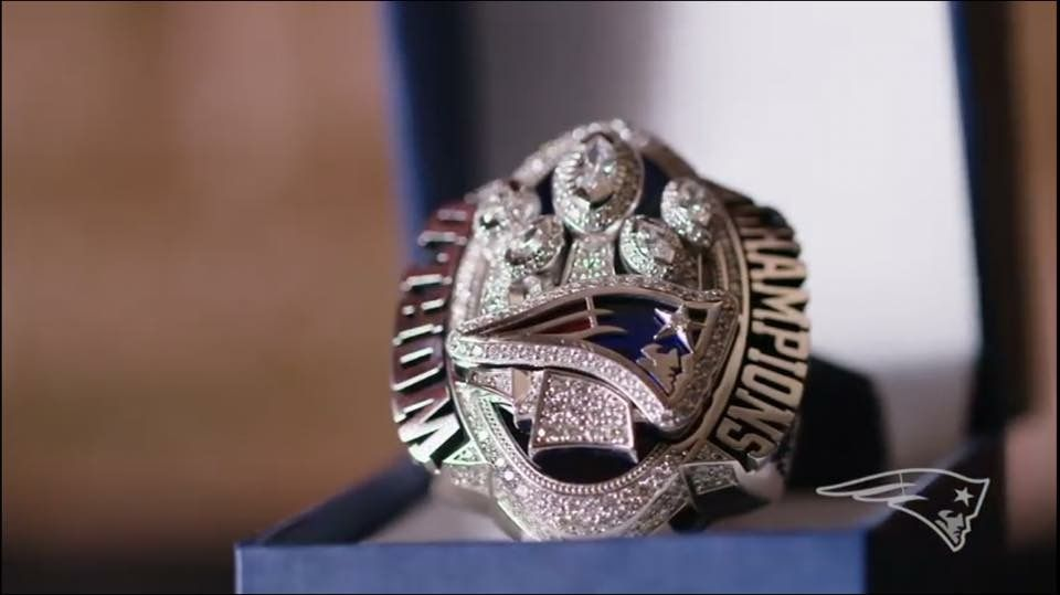 283 Diamonds Represents The Greatest Comeback Down 28 3 But Yet We Got The Ring Rings Rings For Men Super Bowl Li