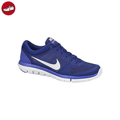 Nike Herren Flex 2015 RN Laufschuhe, Azul / Blanco (Lyon Blue / White-