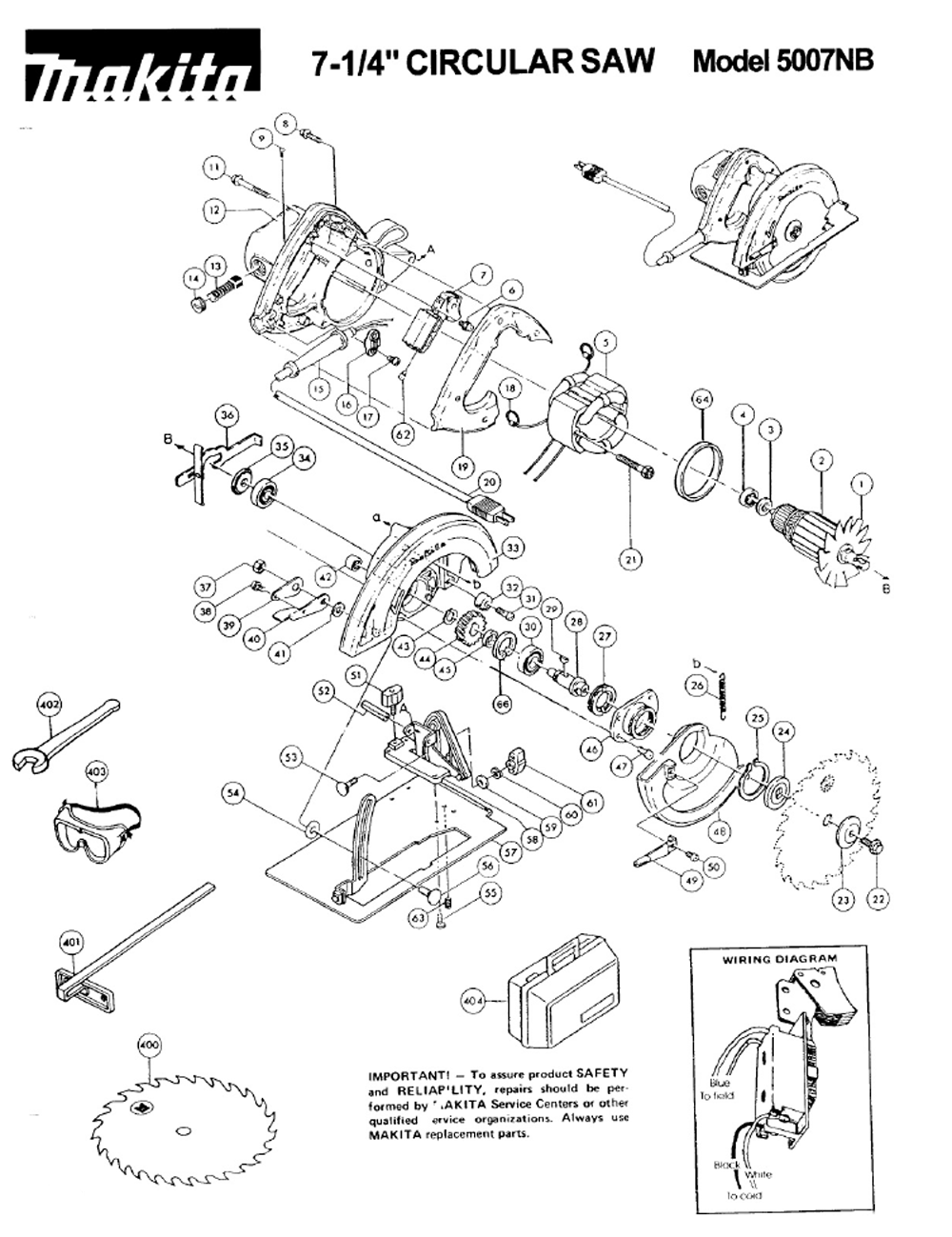 pin by brant powell on tech illustrations electric saw makita tools makita 9227c wiring diagram makita wiring diagram [ 1000 x 1299 Pixel ]