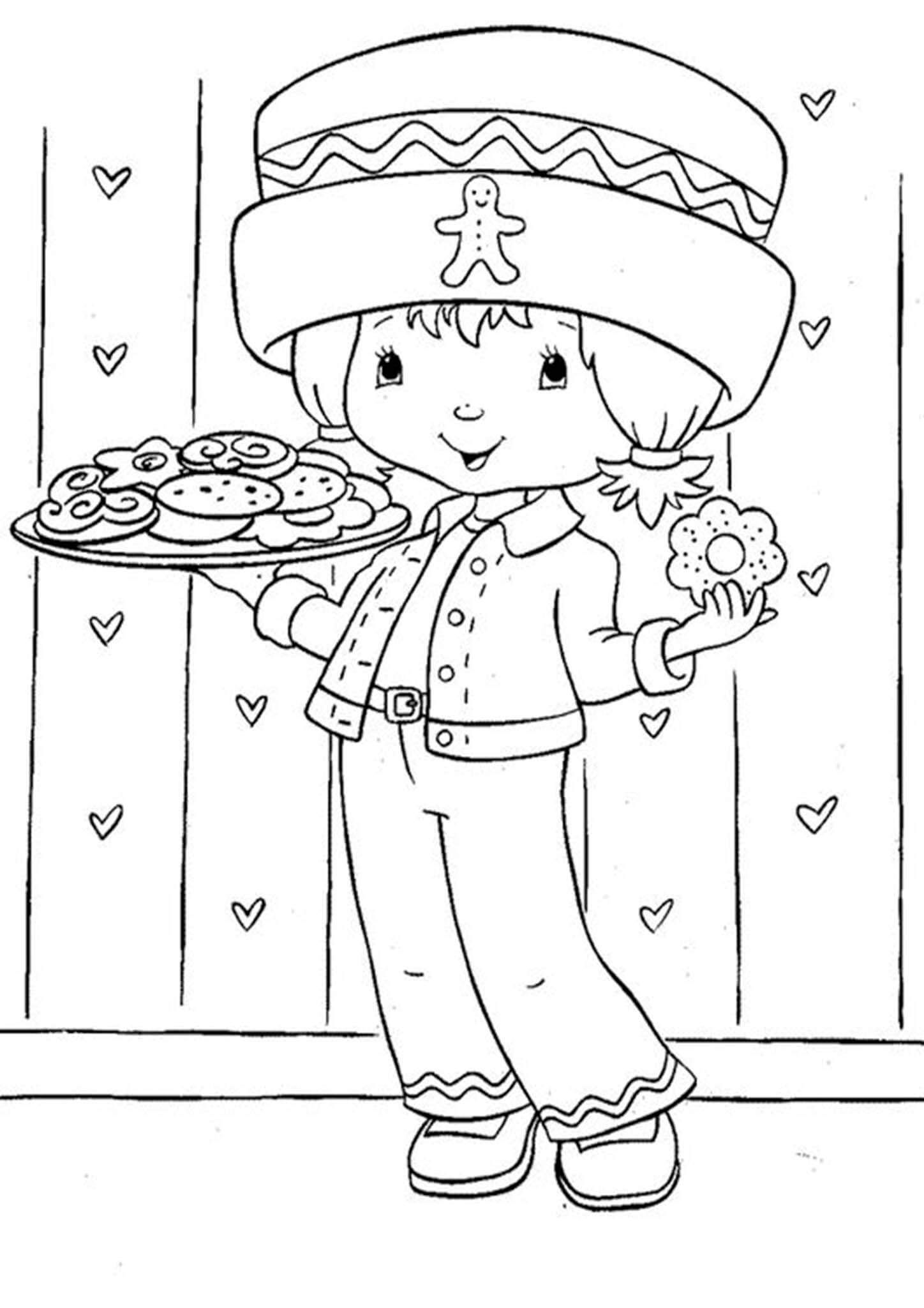 Free Easy To Print Strawberry Shortcake Coloring Pages In 2020 Strawberry Shortcake Coloring Pages Cool Coloring Pages Coloring Books