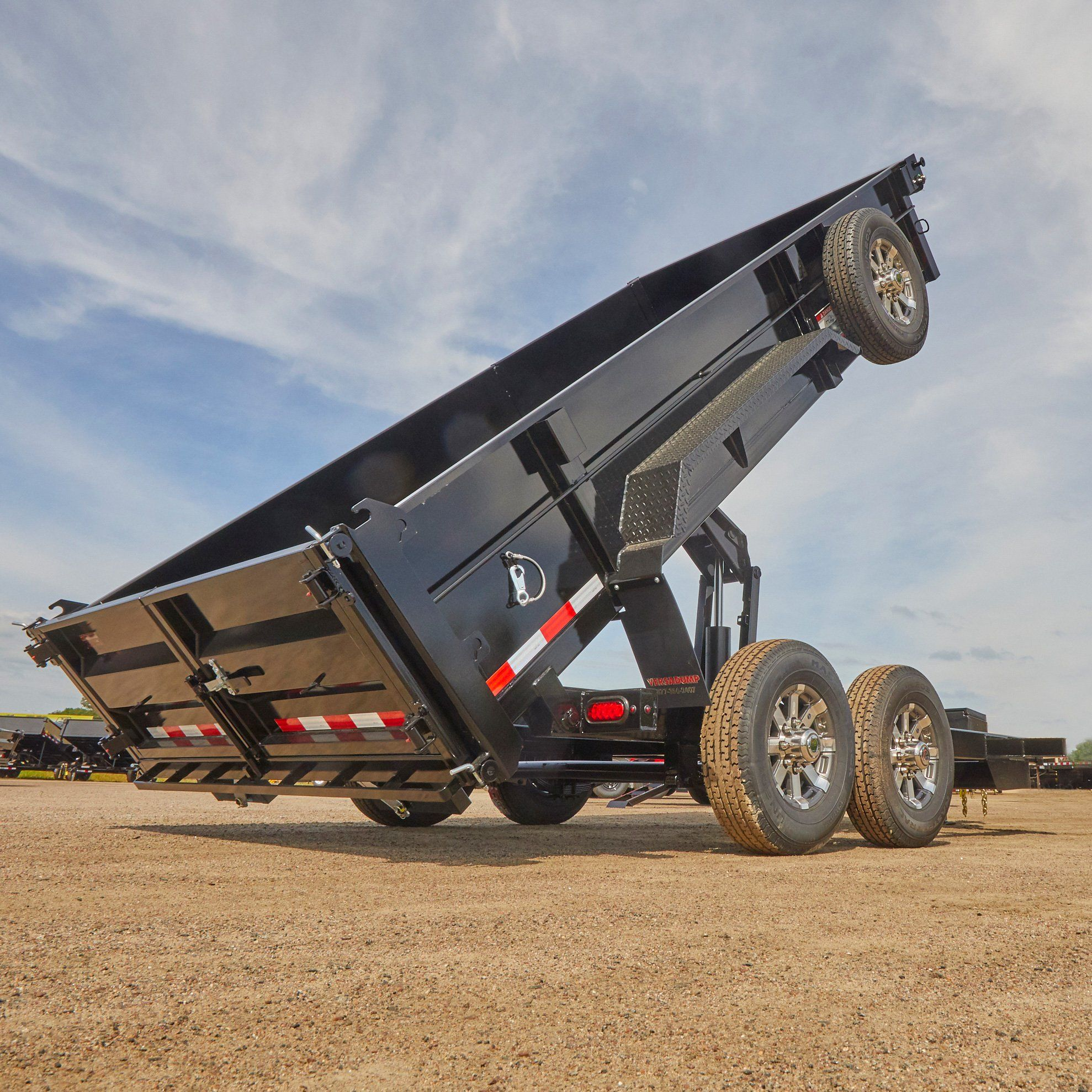 What You Need To Know About Dump Trailers Dump Trailers Work Trailer Trailer Build