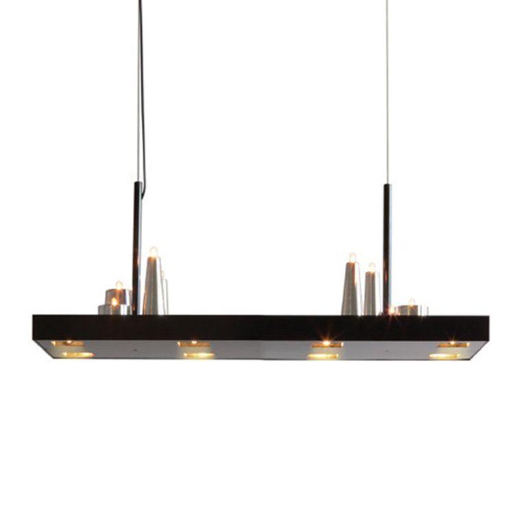 2015 Pendant Lights Lampshade Modern Minimalist Living Room Chandelier Lamp Candles Home Furnishing Hotel Lobby Bar