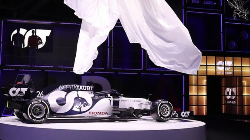 Formula 1's new cars gallery BBC Sport