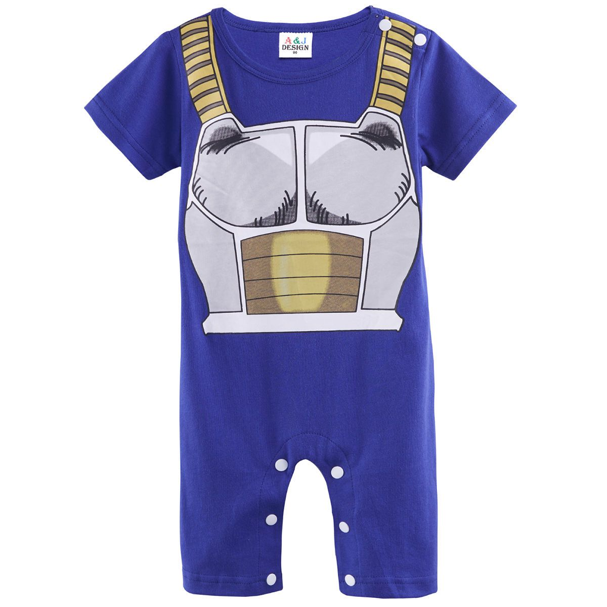 c7b528cad Baby Boys Dragon Ball Z Vegeta Costume Party Romper Onesie Infant Babygrow  0-18M in Clothing, Shoes & Accessories, Baby & Toddler Clothing, Boys'  Clothing ...
