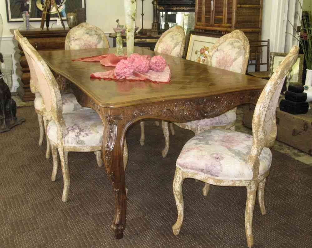 French Dining Room Furniture Marceladick Table Sets Home Design