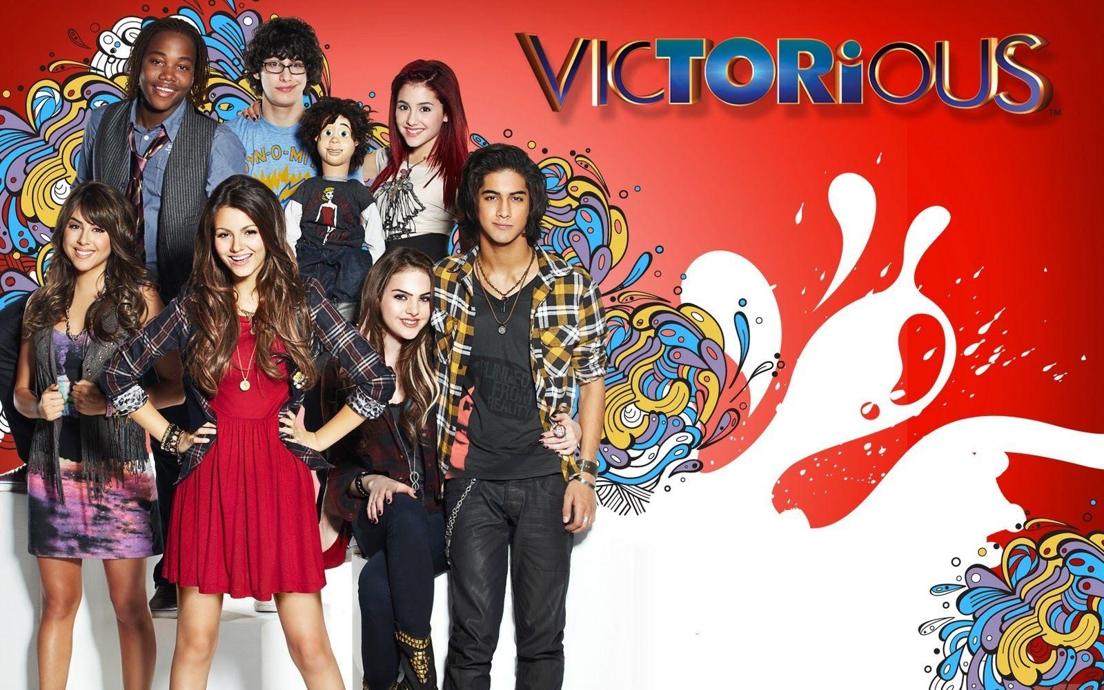 Victorious Cast Victorious Wallpaper (20032025) Fanpop