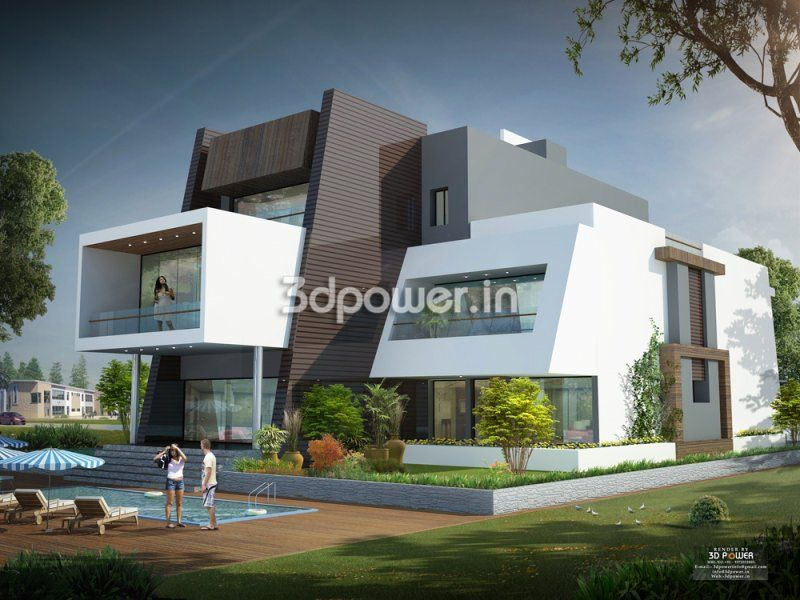 Home design render done by 3dpower 3d power pinterest for Hlb home designs