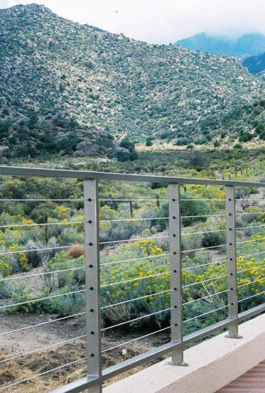 Best Cable Railing Stainless Steel Gates Handrails In 400 x 300
