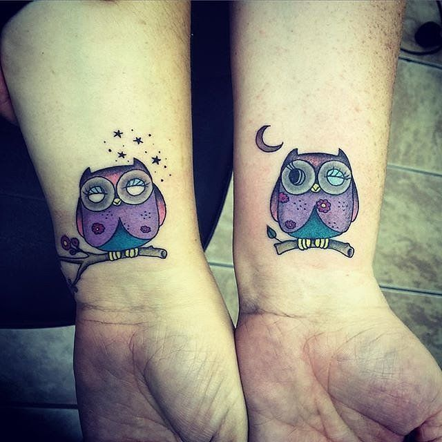 Friendship Tattoos Designs Ideas And Meaning: Sister Tattoos, Sister Tattoo
