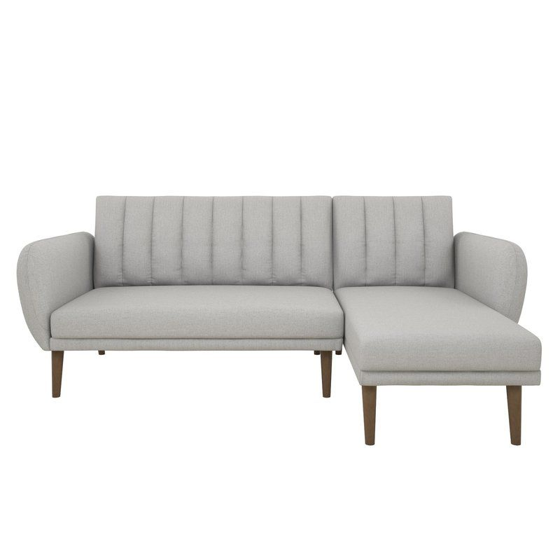 Brittany Reversible Sectional Futon Sofa Furniture Sofa Furniture