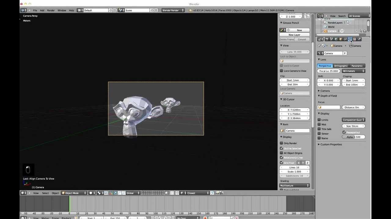 Clipping in Blender 3D Blender 3d, Blender, Clip ins
