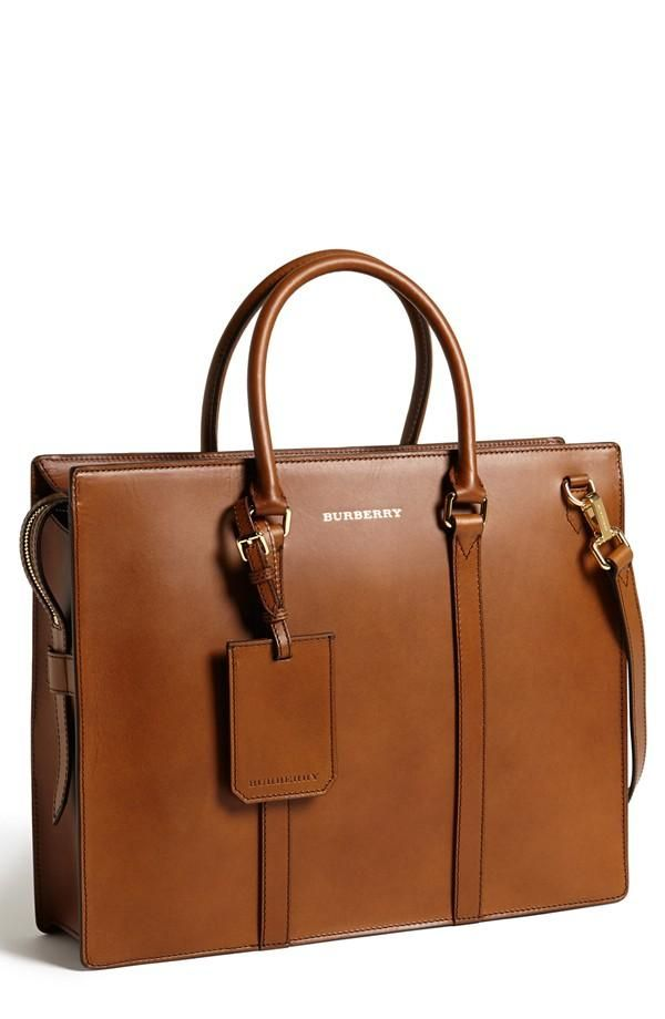 fe664be999b7 Tan Briefcase by Burberry. Buy for  1