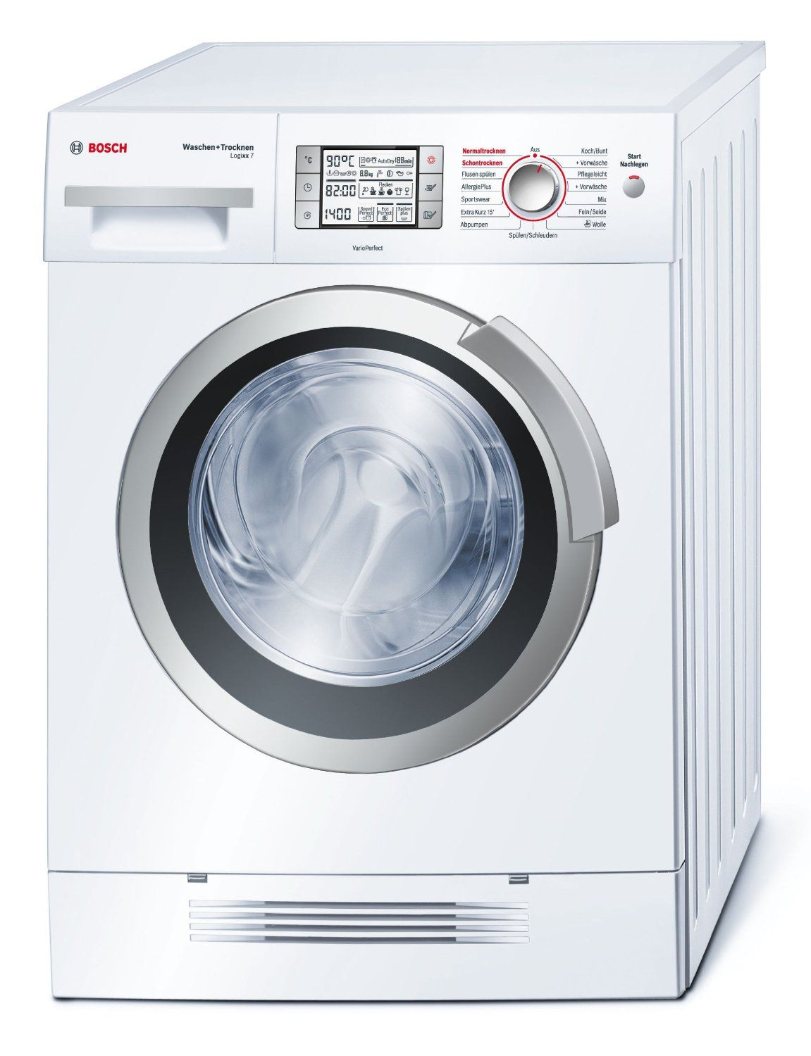 Avail top models of Bosch washing machine online at your