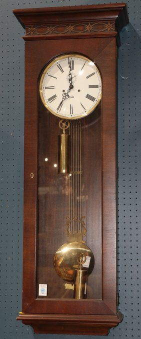Clars Auction Gallery April 16th Fine Art Antique Auction Page 19 Of 41 Antique Wall Clock Clock Old Clocks