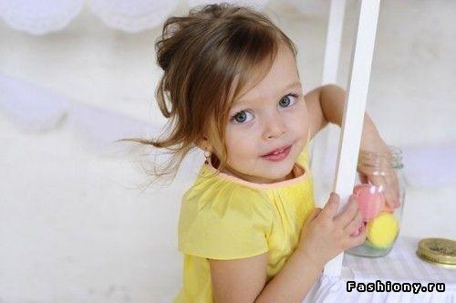фото маленьких красивых деток