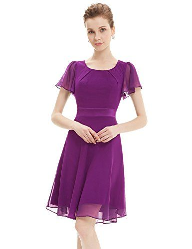 b52d4946c4d HE03990PP08 Purple 6US Ever Pretty Semi Formal Dresses For Women 03990    You can find more details by visiting the image link.