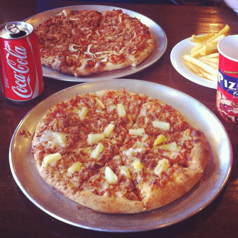 Pizza Royer S Vecindario Gran Canaria Pizza Canario