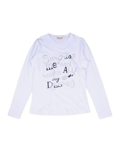 BRUMS Girl's' T-shirt White 16 years