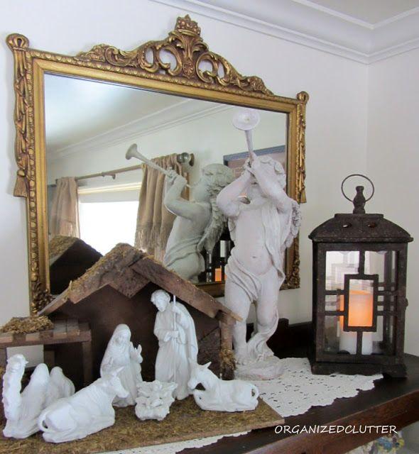 Home Interiors Nativity Set Early 1980 S