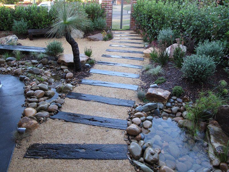 Popular Modern Australian Native Garden Design Balgowlah