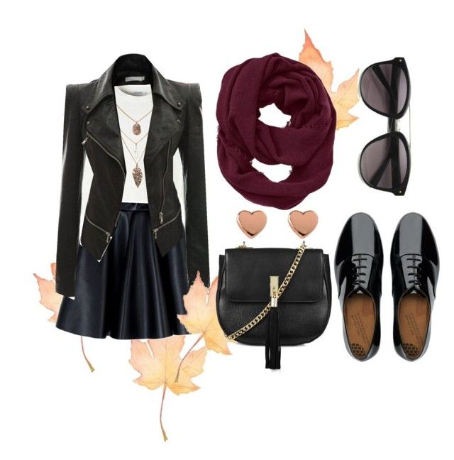 """""""Sin título #5"""" by mica-avellaneda on Polyvore featuring moda, MSGM, Glamorous, FitFlop, Athleta, Topshop y Ted Baker"""