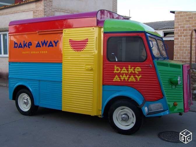 citroen hy food truck utilitaires haute garonne. Black Bedroom Furniture Sets. Home Design Ideas
