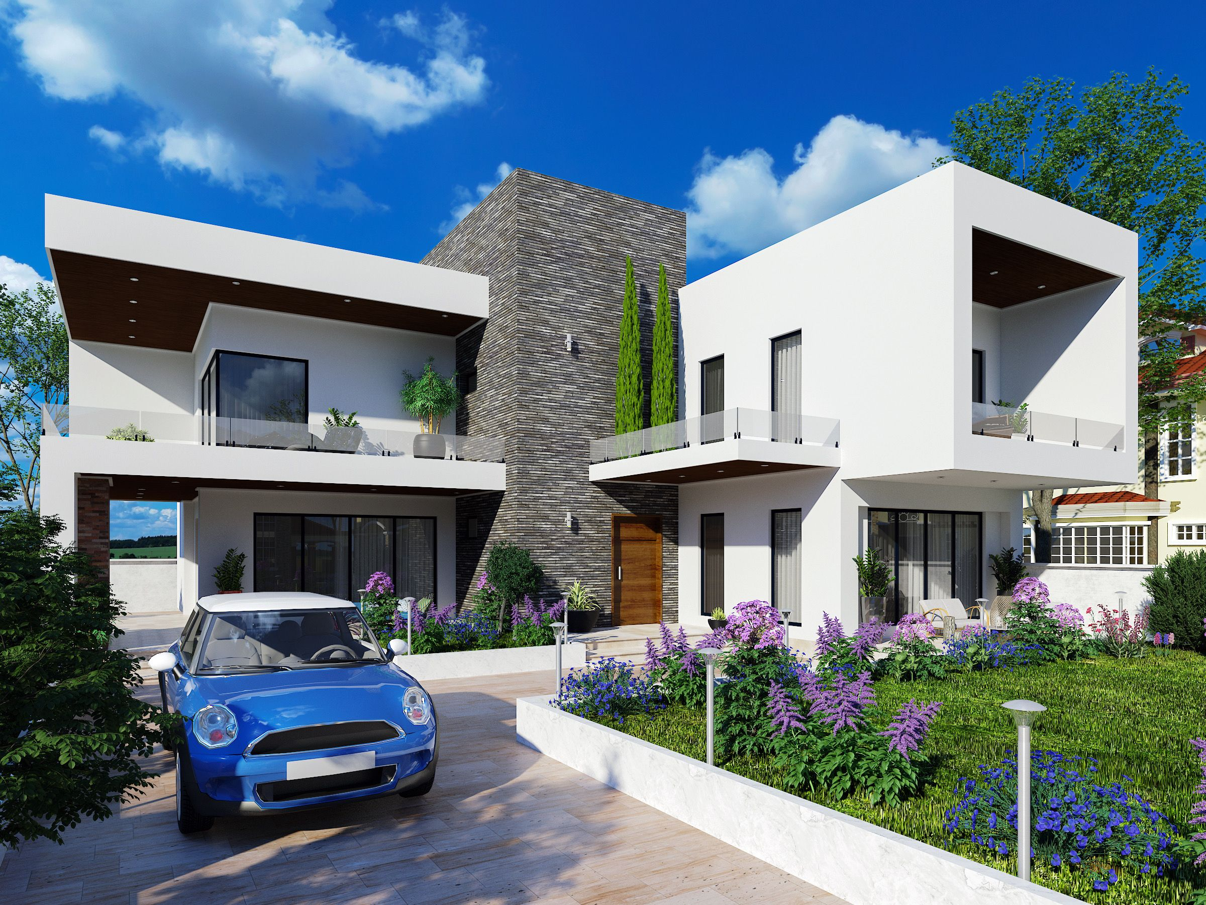 Modern House In 2020 House Styles Modern House House