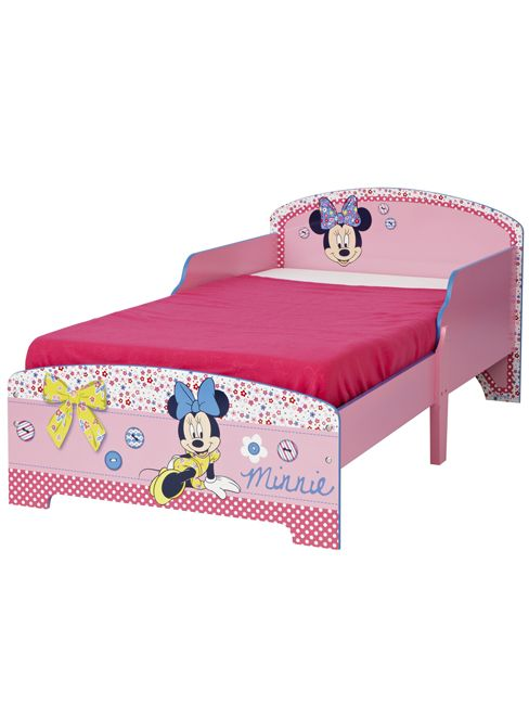 Best Minnie Mouse Toddler Bed Matching Items At Play Rooms 400 x 300