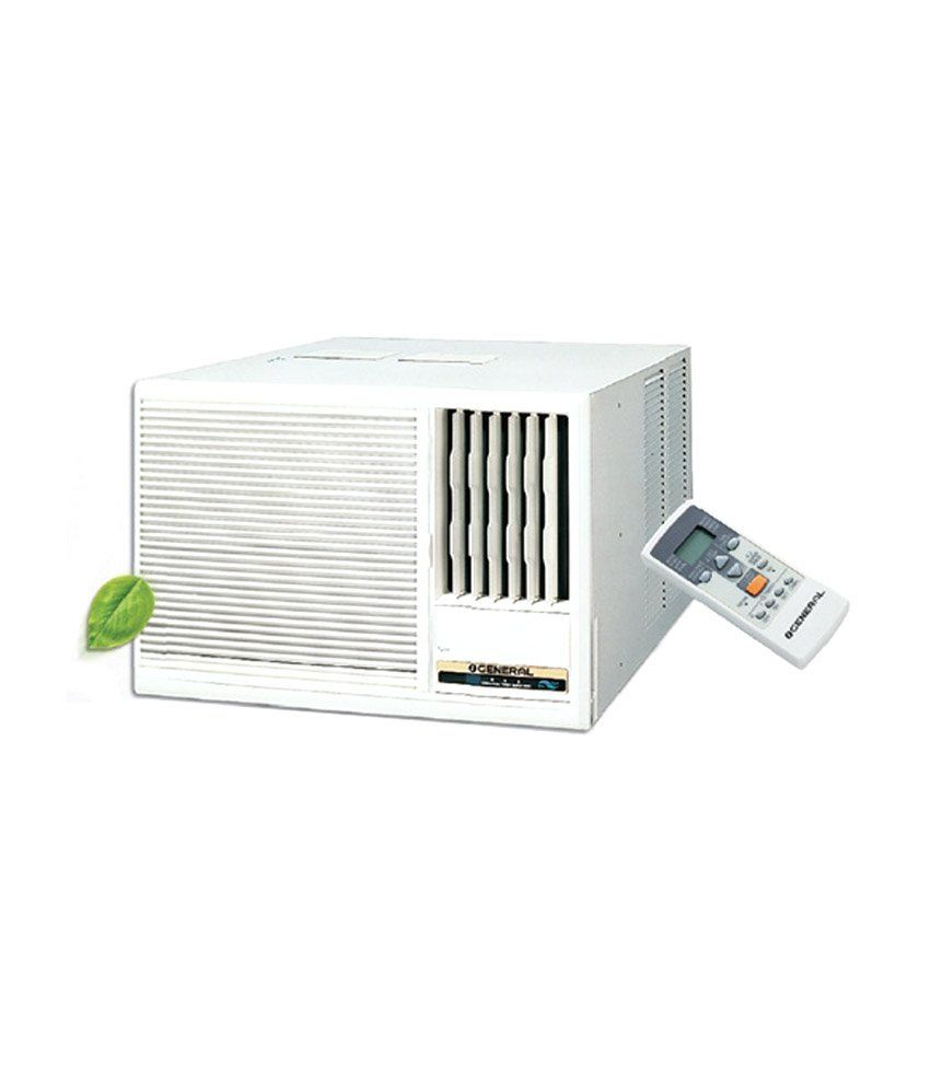 General Air Conditioners O General 1 Ton Amga13aatb 2 Star Window Air Conditioner Price