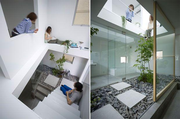 Delicieux House · Innovative Garden Interior Design House Innovation