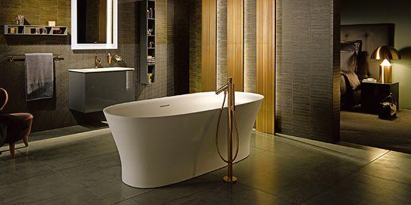 Duravit Starck Design badkamer - Badkamer | Pinterest - Vrijstaand ...