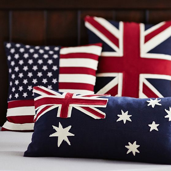 Flag Pillow Cover Pinterest Flags Pillows And Room Magnificent Tommy Hilfiger Decorative Pillow Coussin Almohada