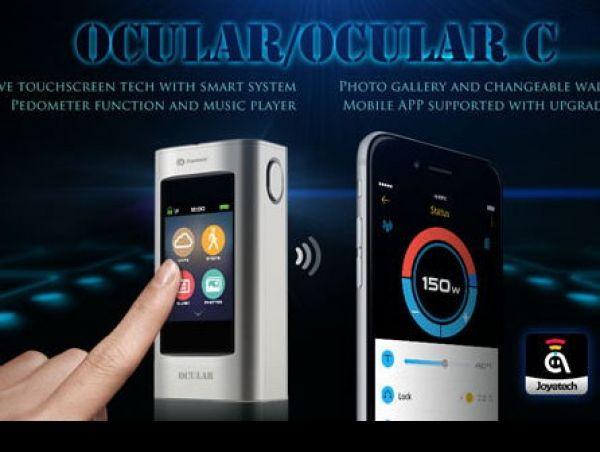 Joyetech OCULAR C  80/200W Touchscreen TC BoxMod Sale Offer $ 66